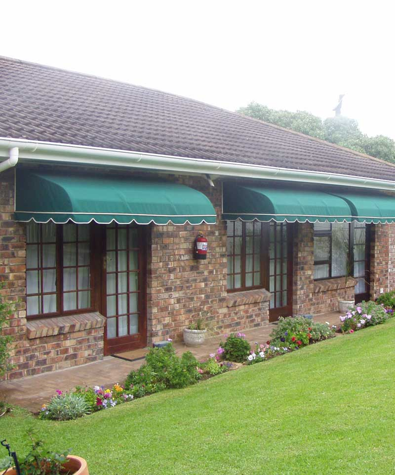 Window and Door Awnings - Awnings SA